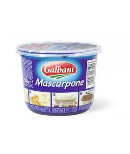 Mascarpone Galbani 500 gr